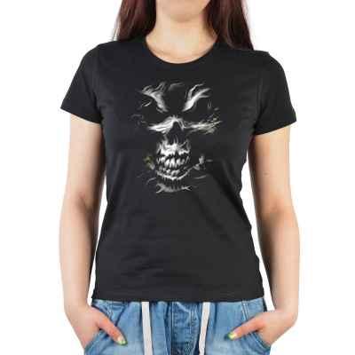 Girlie: Skull Head