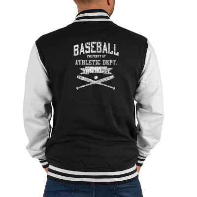 College Jacke Herren: Baseball