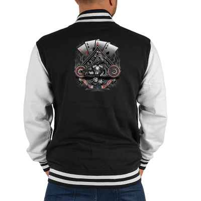 College Jacke Herren: Let it Ride