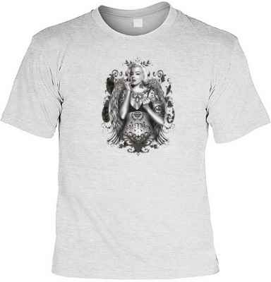 T-Shirt: Marilyn Monroe with Wings