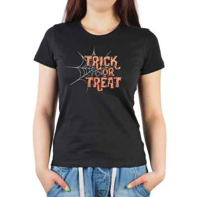 Girlie: Trick or Treat - Spinnennetz