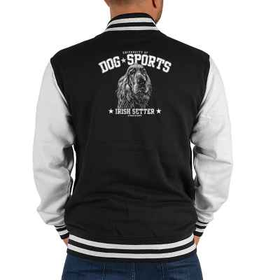 College Jacke Herren: Irish Setter
