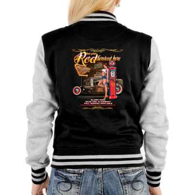 College Jacke Damen: Get your Rod Serviced here?