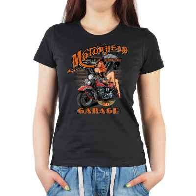 Girlie: Motorhead Garage since 1937