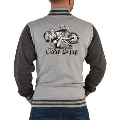 College Jacke Herren: Body Shop