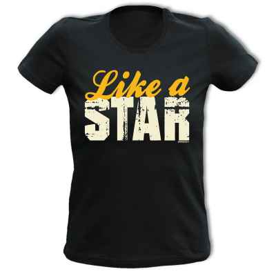 Girlie: Like a Star