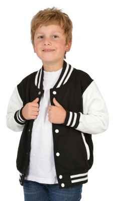 College Jacke Jungen Kinder: Goodman