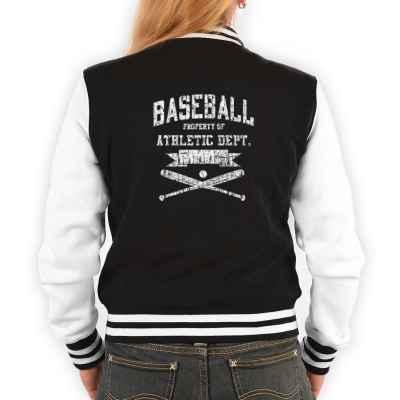 College Jacke Damen: Baseball