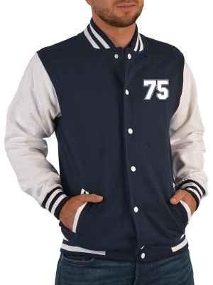 College Jacke Herren: Jacke 75