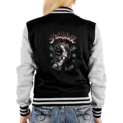 College Jacke Damen: Faithful Girl