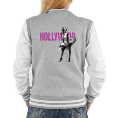 College Jacke Damen: Marilyn Monroe - Hollywood
