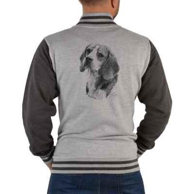 College Jacke Herren: Beagle