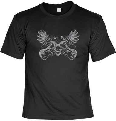 T-Shirt: Rock n Roll