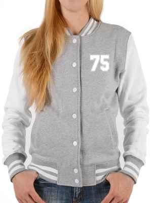 College Jacke Damen: 75