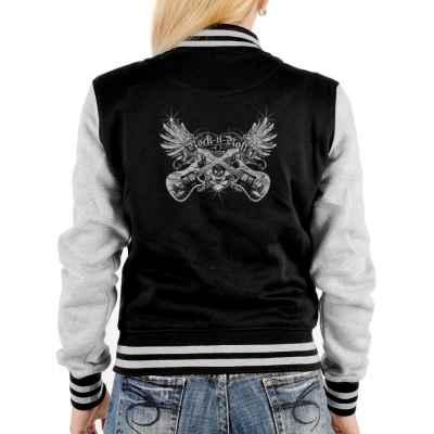 College Jacke Damen: Rock n Roll
