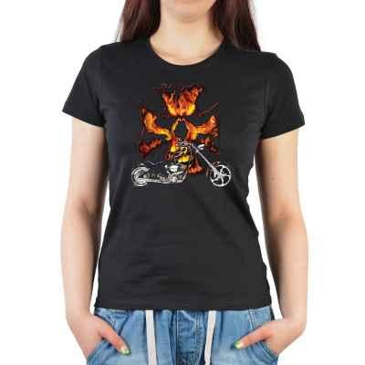 Girlie: Bike Flameskull