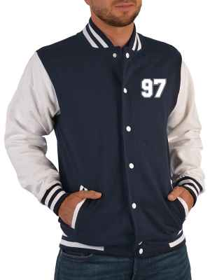 College Jacke Herren: Jacke 97