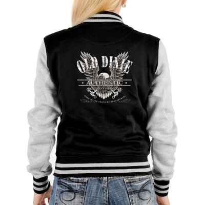 College Jacke Damen: Old Dixie