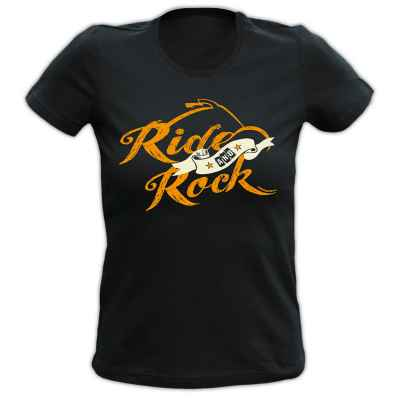 Girlie: Ride and Rock
