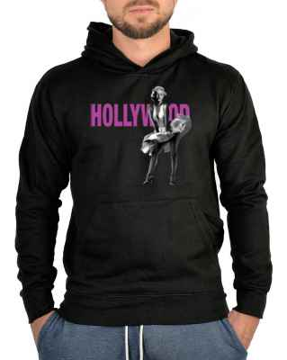 Kapuzensweater: Marilyn Monroe - Hollywood